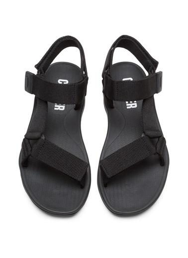 Camper Match Sandalet Siyah